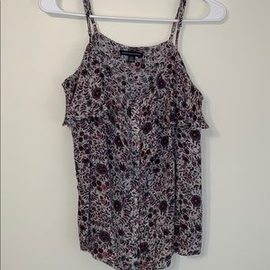 American Eagle button-up Tank Top